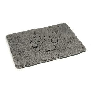 Beeztees Dirty Dog Droogloopmat - Grijs