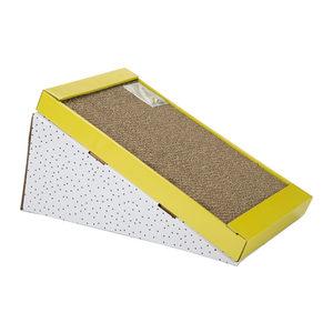 Beeztees Kartonnen Krabhelling - Rampino - 47 x 26 x 25 cm kopen