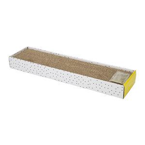Beeztees Kartonnen Krabplank - Pula - 47 x 12,5 x 4,5 cm kopen