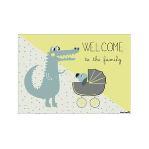 Beeztees Puppy Posters – Welcome to the Family
