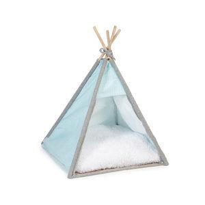 Beeztees Puppy Tipi Tent Aika – Blauw