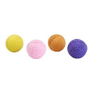 Beeztees Spons Speelballen - 4 stuks
