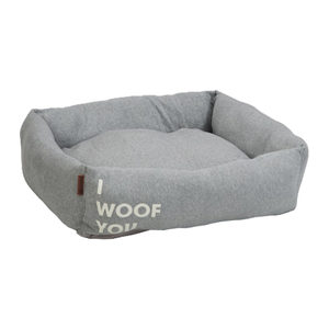 Beeztees I Woof You Hondenmand – Large – 85 x 70 x 22 cm