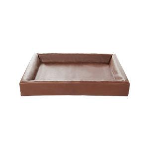 Bia bed 6 80 x 100 x 15 cm hondenbed bruin