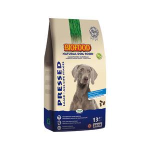 Biofood gepresstes Hundefutter Lamm - 13,5 kg