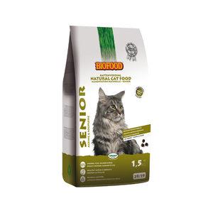 Biofood Kat Senior - 1,5 kg