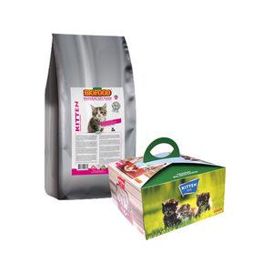 Biofood Kitten - 10 kg (+ Gratis Kittenpakket)