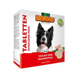Biofood Knoflooktabletten - Pens - 55 stuks