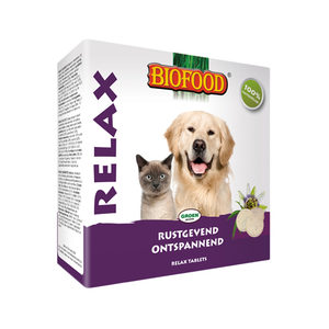 Biofood Relax Gisttabletten