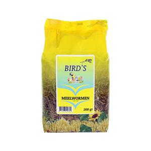 Bird's Meelwormen Vogelvoer - 200 gram