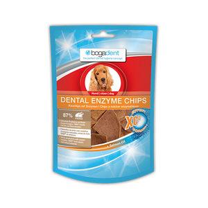 Bogadent Dental Enzyme Chips - Hond - 40 g