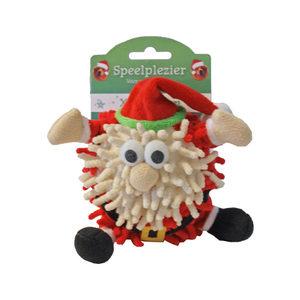 Boon Pluchen Kerstspeelbal