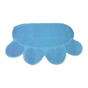 Boon Uitloopmat Poot - 60 x 45 cm - Lichtblauw
