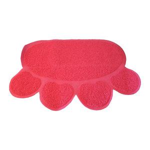 Boon Uitloopmat Poot - 60 x 45 cm - Roze