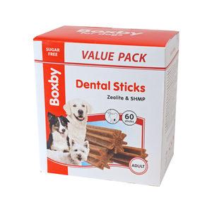 Boxby Dental Sticks - 60 sticks