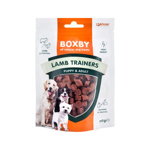 Boxby Lamb Trainers -100 g