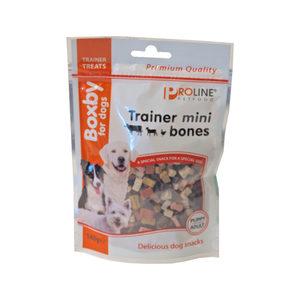 Boxby Trainer Mini Bones – 140 gram