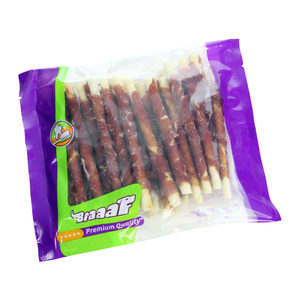 Braaaf Roll Sticks Eend (300 gram) – 30 x 12,5 cm
