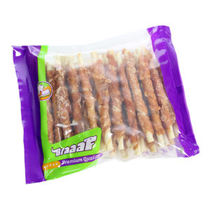 Braaaf Roll Sticks Kip (300 gram) - 30 x 12,5 cm