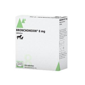 Bronchohexin - 25 x 10 tabletten