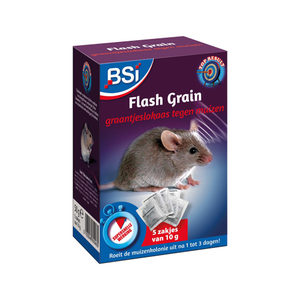 BSI Flash Grain - 5 x 10 gram