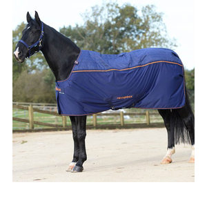 Bucas Recuptex Therapy Rug Navy/Orange – 115
