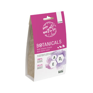 Bunny Nature All Nature Vitamin Botanicals - Multivitamine Snack - 150 g