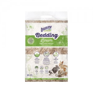 Bunny Nature Bedding Linum 35 liter