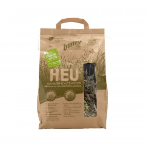 Bunny Nature Hay Nature Conservation Meadows - Dandelion Leaves - 250 g