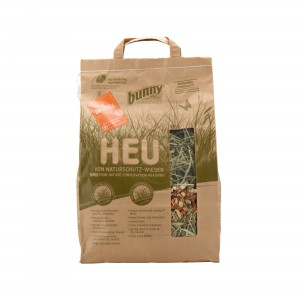 Bunny Nature Hay Nature Conservation Meadows - Organic Vegetables - 250 g