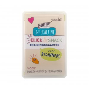 Bunny Nature Interactive Clicker Trainingskaarten