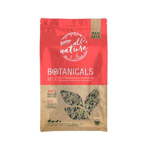 Bunny Nature Maxi Mix Botanicals - Framboos & Korenbloem - 450 g