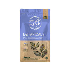 Bunny Nature Mid Mix Botanicals – Hibiscus & Peterselie – 150 g