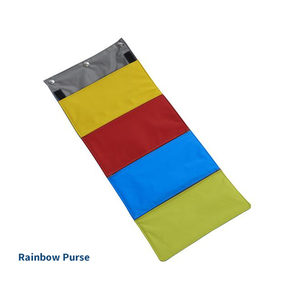Buster Activity Mat - Rainbow Purse