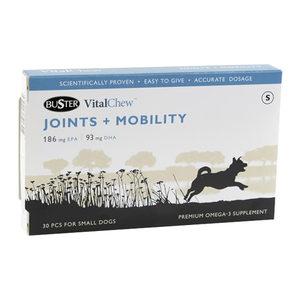 Buster VitalChew Joints & Mobility - S - 30 stuks