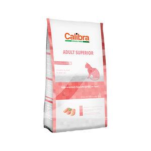 Calibra Cat Grain Free Adult Superior - Kip & Rijst - 7 kg