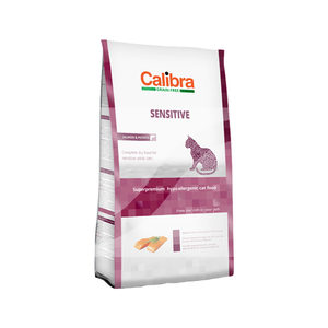 Calibra Cat Grain Free Sensitive - Zalm & Aardappel - 2 kg