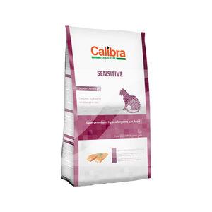 Calibra Cat Grain Free Sensitive - Zalm & Aardappel - 7 kg