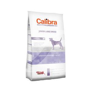 Calibra Dog Hypoallergenic Junior - Large Breed - Lam & Rijst - 14 kg