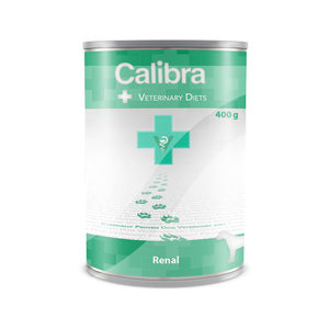 Calibra Dog Veterinary Diets - Renal - 6 x 400 g blikken