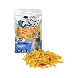 Calibra Joy Cat Classic Fish Strips – 70 g