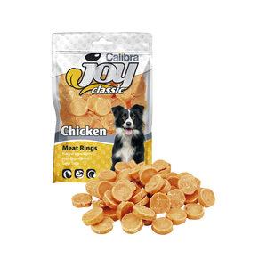 Calibra Joy Dog Classic Chicken Rings – 80 g