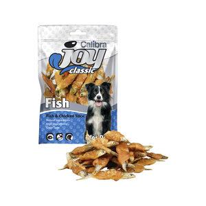 Calibra Joy Dog Classic Fish & Chicken Slice - 80 g