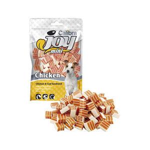 Calibra Joy Dog Mini Chicken & Cod Sandwich – 70 g