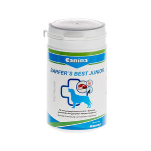 Canina Barfer´s Best Junior - 350 g