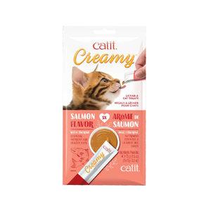Catit Creamy Zalm - 5 x 15 g