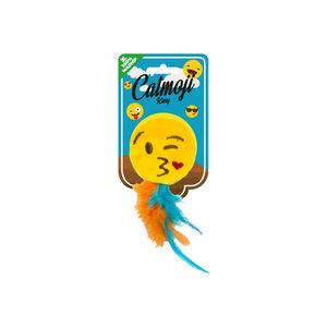 Catmoji Kattenspeelgoed – Kissy