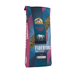 Cavalor Fiberforce - 15 kg + gratis 1.5 kg Mash en Mix Slobber