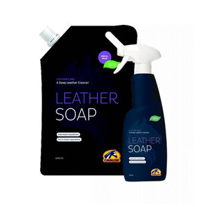 Cavalor Leather Soap - 500 ml