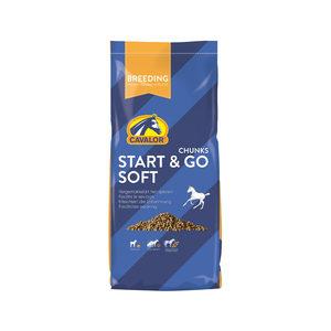 Cavalor Start & Go Soft - 15 kg